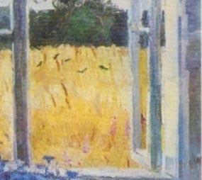 Сочинение по картине Гаврилова Последние васильки 6 класс